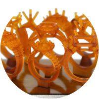 宝飾 ステップワイズ株式会社 3Dプリンター